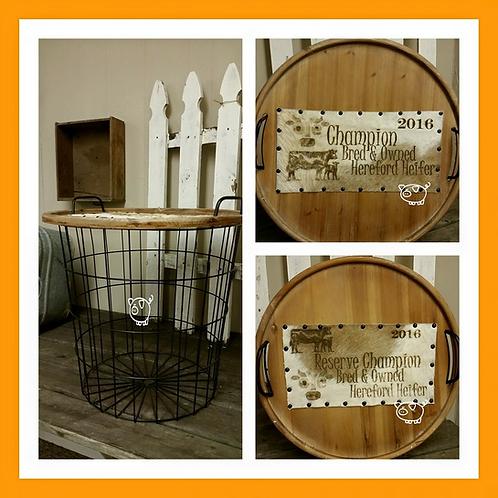 Personalized Basket