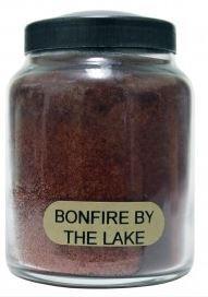 Bonfire by the Lake