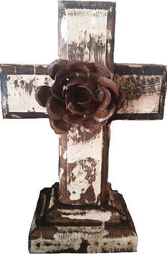 Distressed Cross