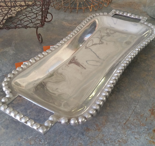 Plated Serving Tray