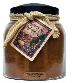 Praline Caramel Sticky Buns