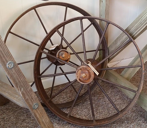 Wagon Wheels!