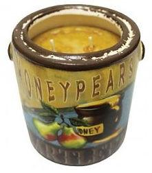 Honey Pear, 20 oz, farm can candle