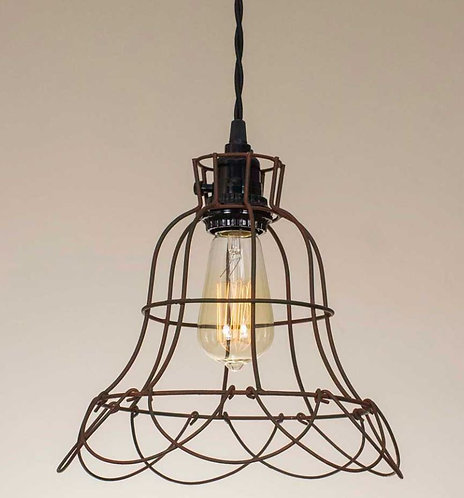 Buttercup, Cage Lamp