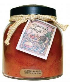 Caramel Roasted Sweet Potatoes