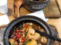 Restaurant Reviews #5 - Grandma Liu Hot Pot: A Spicy Good Time