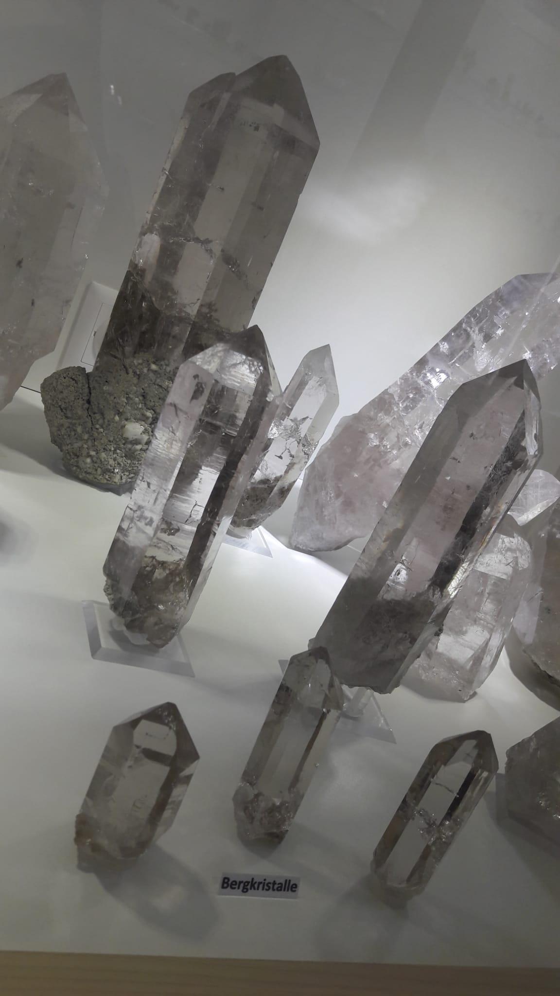 Kristall Funde Schmidt