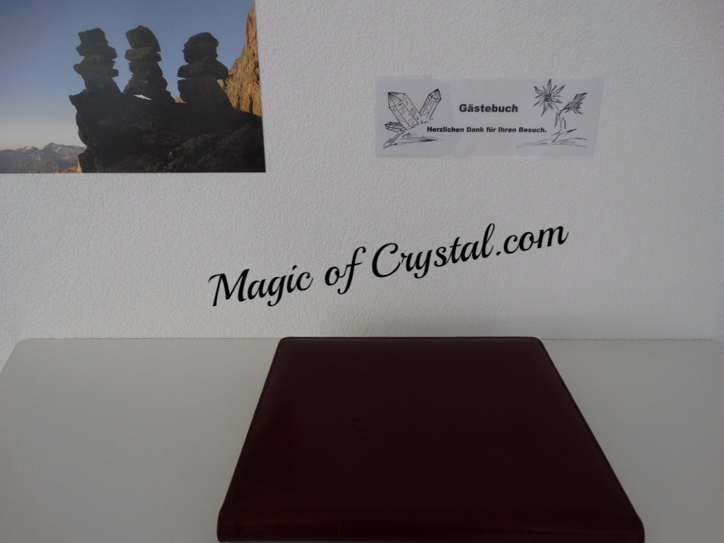 Magic of Crystals bei Werner Schmidt