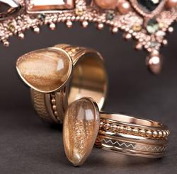 iXXXi Ring by Steinheimisch Schmuckdesign