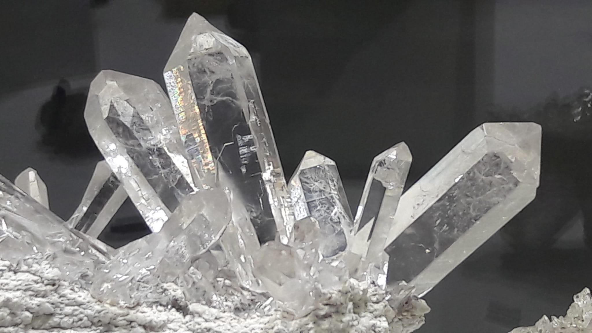 Kristalle der Extraklasse