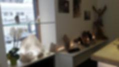 Kristalle und Mineralien in der einzigartigen Schweizerbergkristalle Ausstellung im Oberwallis