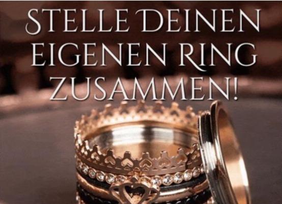 Ring zusammenbauen by Steinheimisch Schmuck