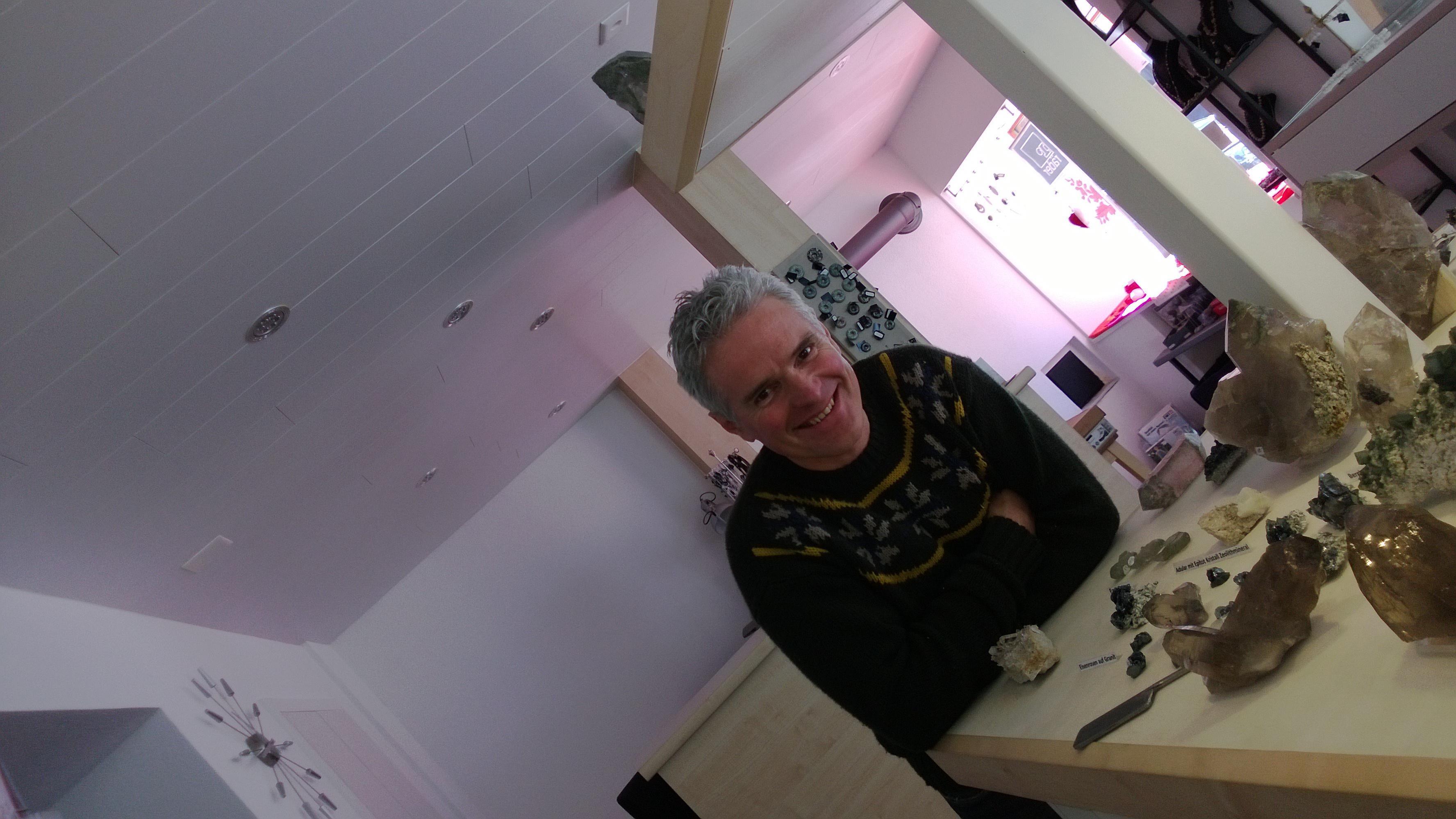 Werner Schmidt Berufstrahler