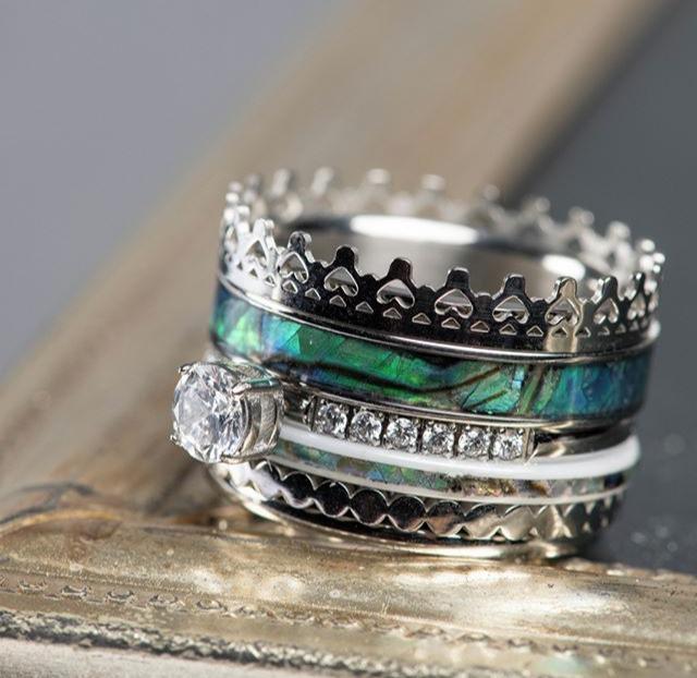 iXXXi Ring by Steinheimisch