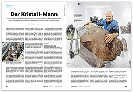 © Werner Schmidt Schweizerbergkristalle.ch und Strahlermuseum.com im Wallis