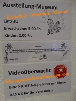 © Kristall Kollektiion Schmidt.ch