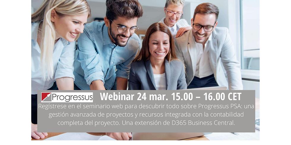 Progressus Webinar 24/03/2021