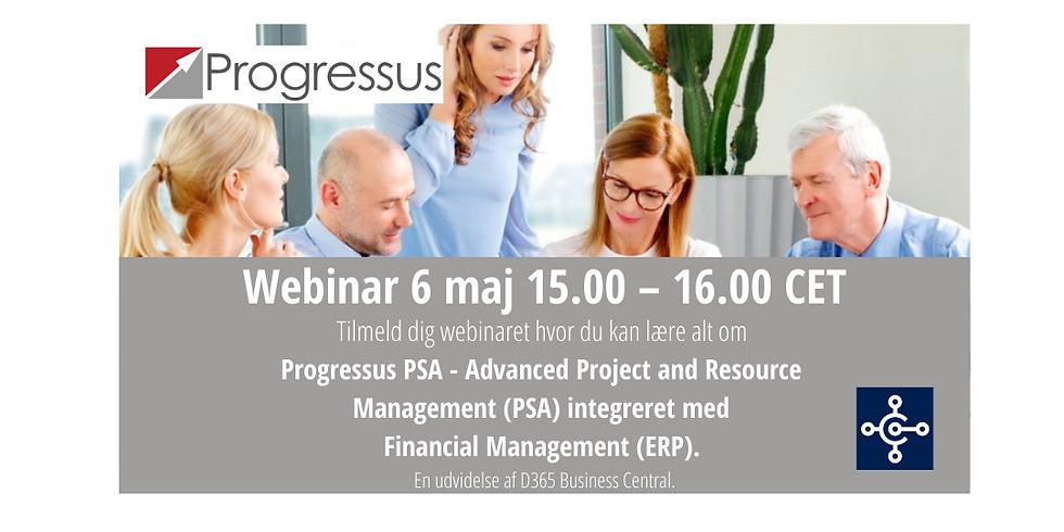 Progressus Webinar 6. maj 2021 kl. 15.00