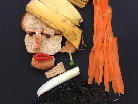 When Food Becomes Art