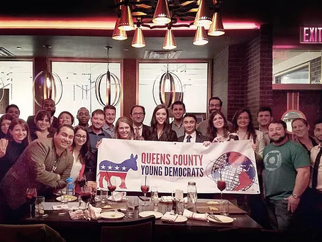 Staying Engaged and Making Change with Queens County Young Dems