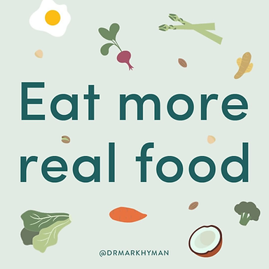 Food to Feel Good: Dr. Mark Hyman Weighs In
