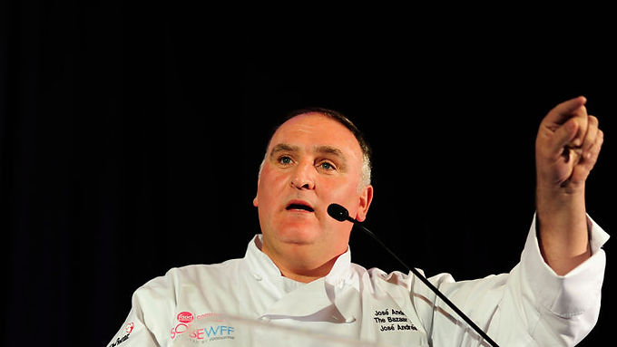 From Cookstoves to Beefsteak, José Andrés Wants to Revolutionize the World of Food