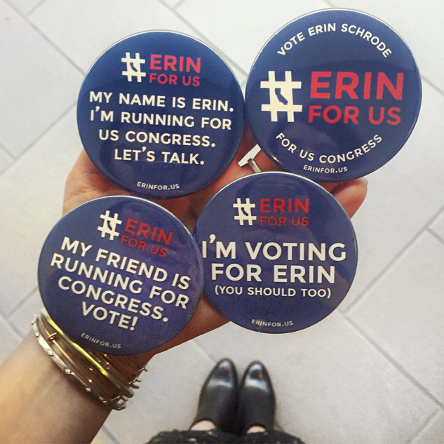 Official #ErinForUs Site