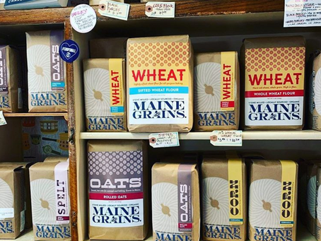 Maine Grains Grinds Into Overdrive