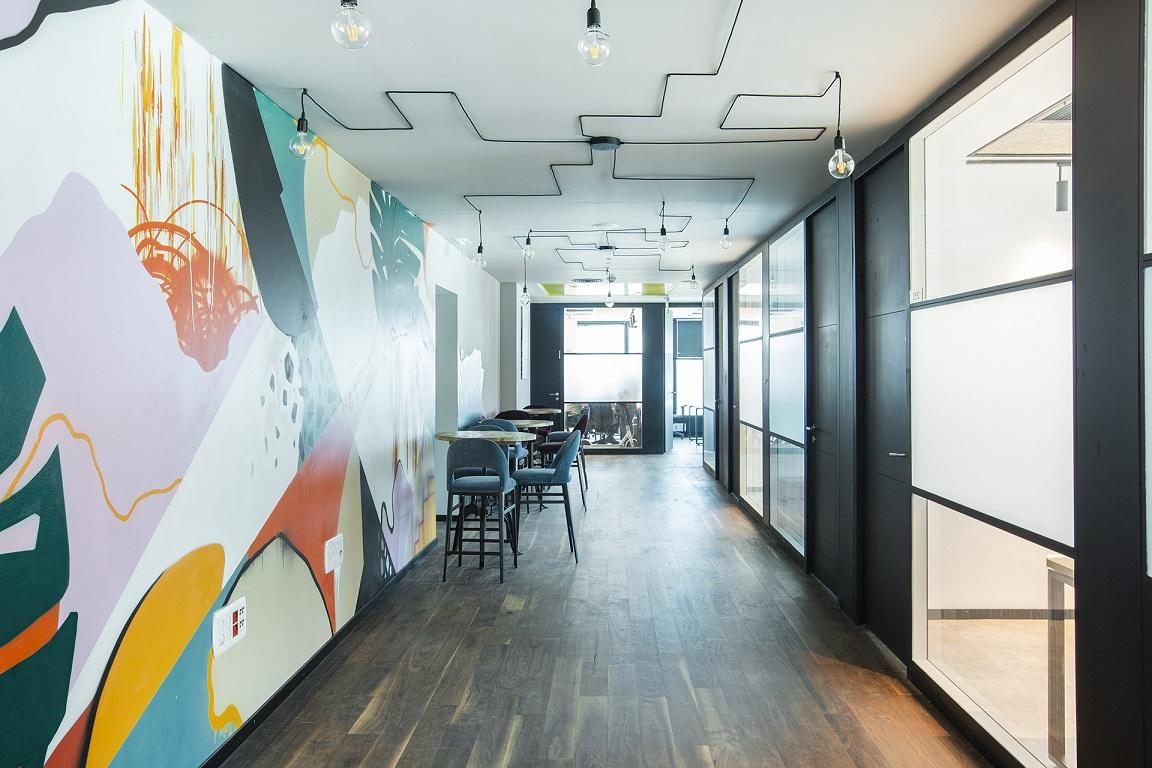רנט 24 - מתחם משרדים מפנק