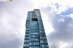"""מגדל אלקטרה - הרכבת 58 ת""""א"""