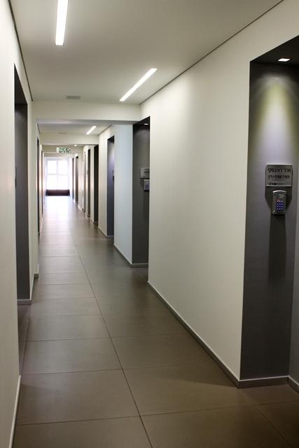 משרדים להשכרה בית פיילוט