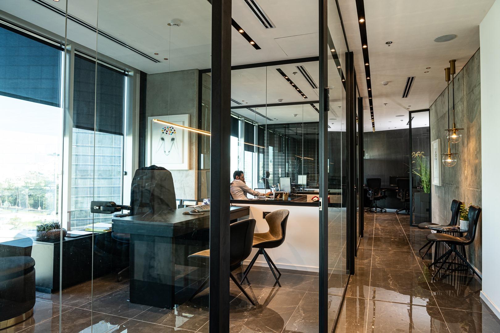 משרד 4 חדרים להשכרה