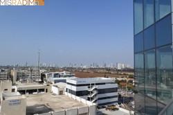 הנוף לכיוון תל אביב מקומת המשרדים
