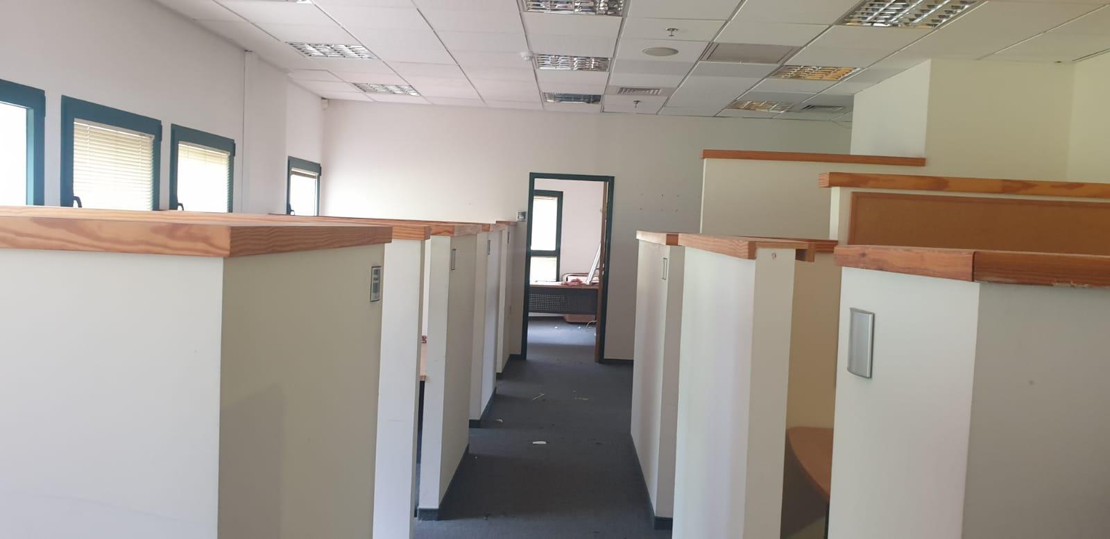 משרדים להשכרה אזור תעשייה בר לב