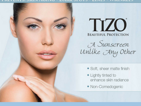 TIZO3 is a Sunscreen's Dream
