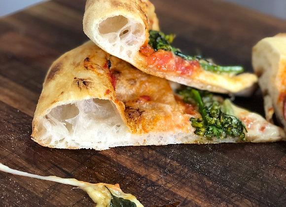 Workshop de Pizza Clássica Sourdough - SP