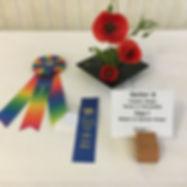 Rosette winner2.JPG