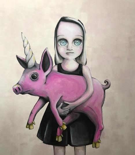 unicornio - unicorn