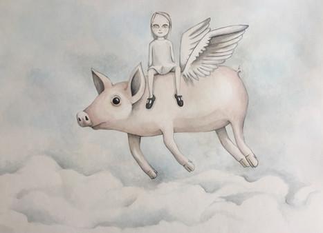 chancho - pig