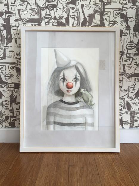 payasa - clown