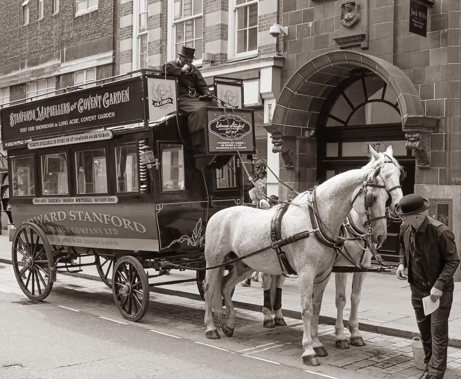 Horse Drawn Omnibus