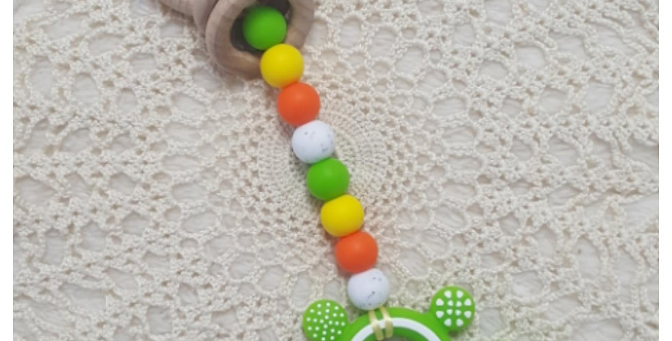 Teether Toy Rattle