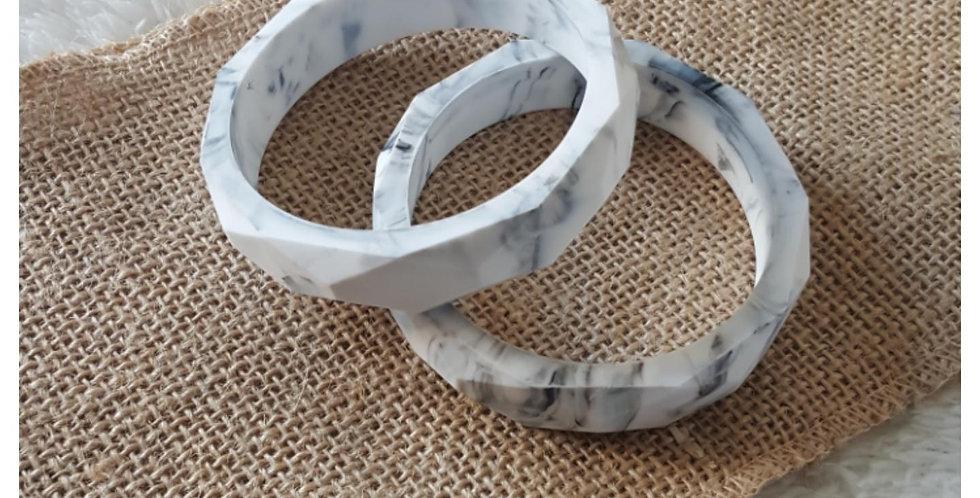 Silicone Stacker Bracelet