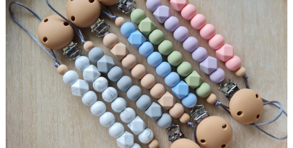 Soother saver - Neutral Range