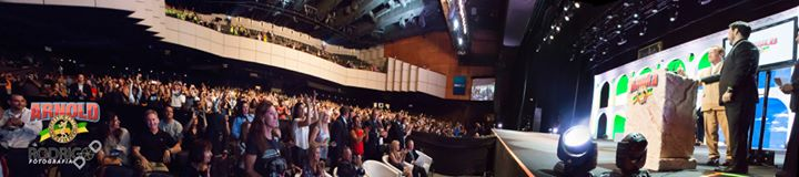 Panorama Photo From Arnold 2014