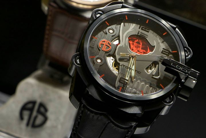 Facebook - New collection of Magnum Arnold Schwarzenegger Watches!
