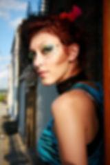 Beauty makeup, fashion shoot, Amy Wilkins