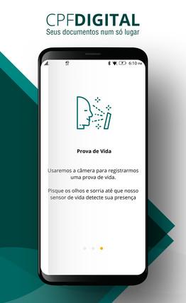 Tela do aplicativo 3
