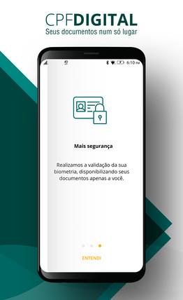 Tela do aplicativo 2