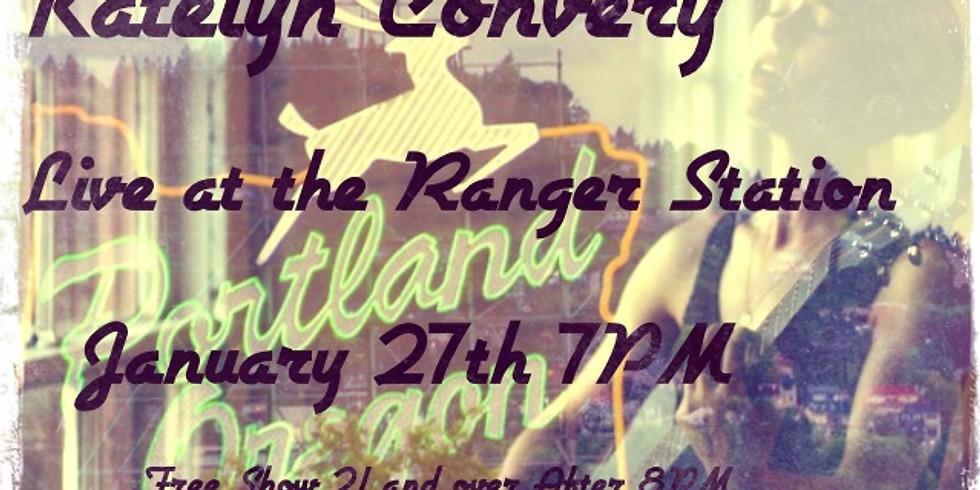 Katelyn Convery Trio @ The Ranger Station